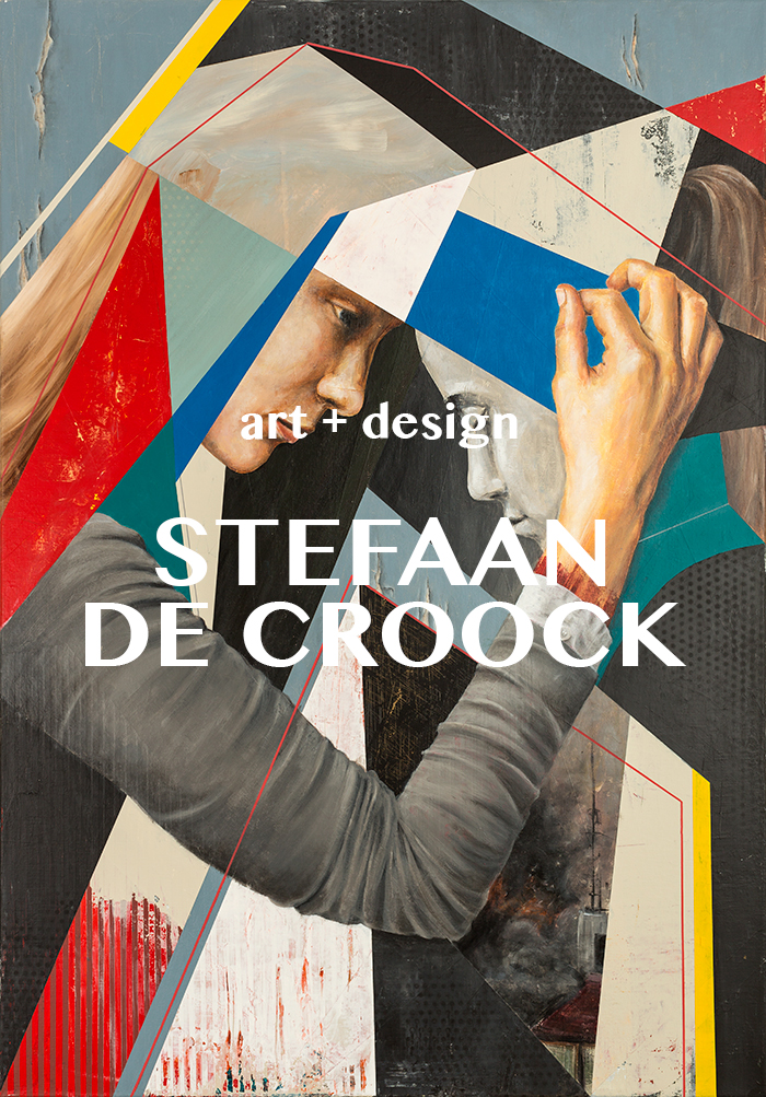 STEFAN DE CROOCK TRANSFORMS DISCARDED WOODEN DOORS AND PANELS INTO GIANT MURALS January 24, 2016
