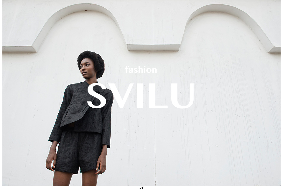 SVILU RELEASES THEIR STRIKING SPRING/SUMMER 2016 COLLECTION March 4, 2016