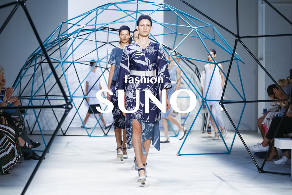 SUNO'S NEW LUXURY WOMEN'S COLLECTION March 7, 2016