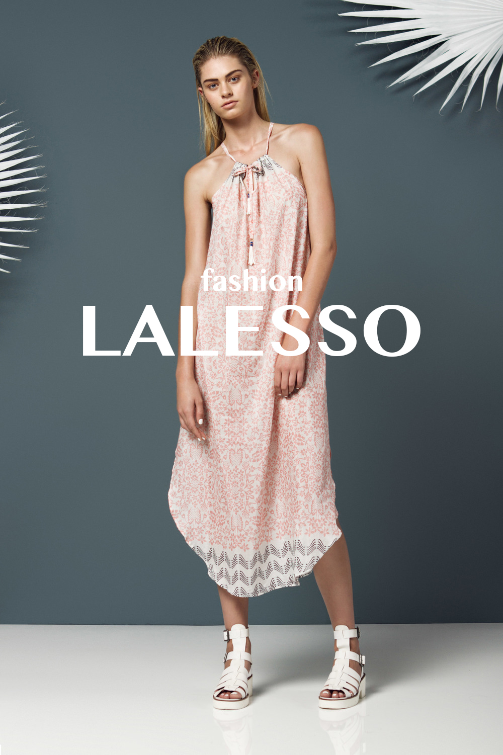 LALESSO'S 2016 RESORT COLLECTION HAS YOUR SUMMER LOOK SORTED OUT! March 8, 2016