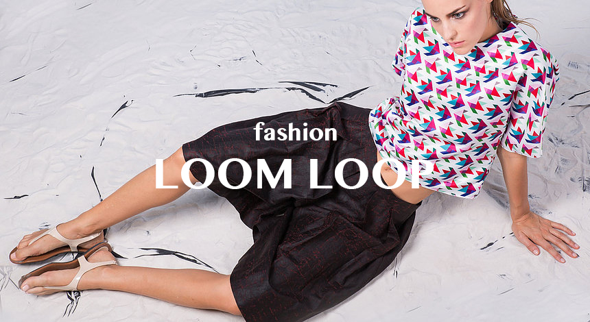 LOOM LOOP DELIVERS A STUNNING SS '16 COLLECTION March 9, 2016