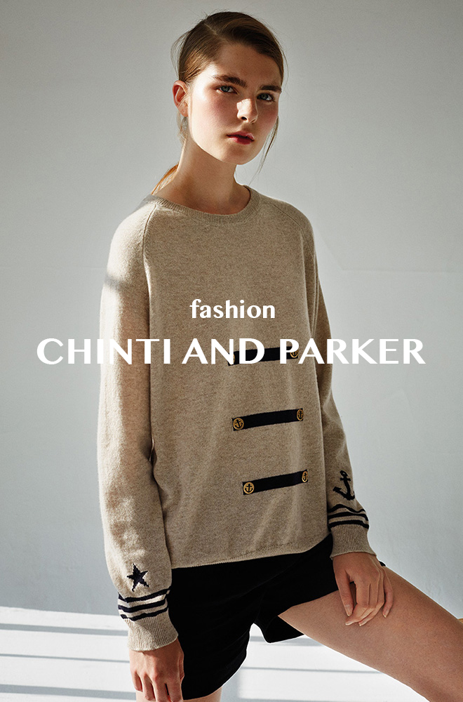 CHINTI AND PARKER UNVEIL THEIR SS '16 COLLECTION March 10, 2016