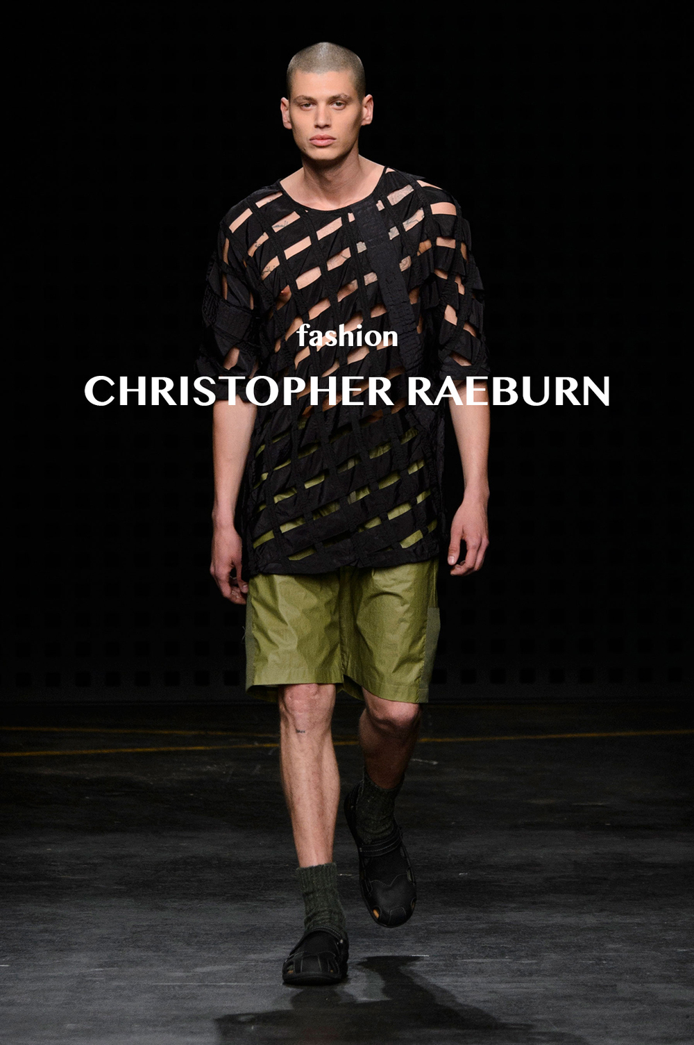 CHRISTOPHER RÆBURN PRESENTS THE SS16 BORNEO/SARAWAK MENSWEAR COLLECTION March 15, 2016
