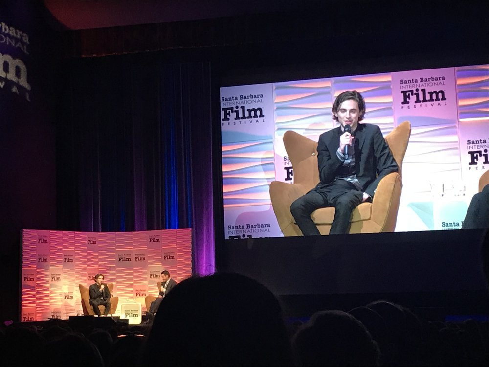 Timothée Chalamet, or Elío, Elío, Elío from the BEAUTIFUL Call Me By Your Name.