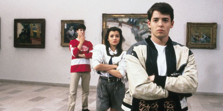 9. Ferris Bueller's Day Off - Directed by John Hughes