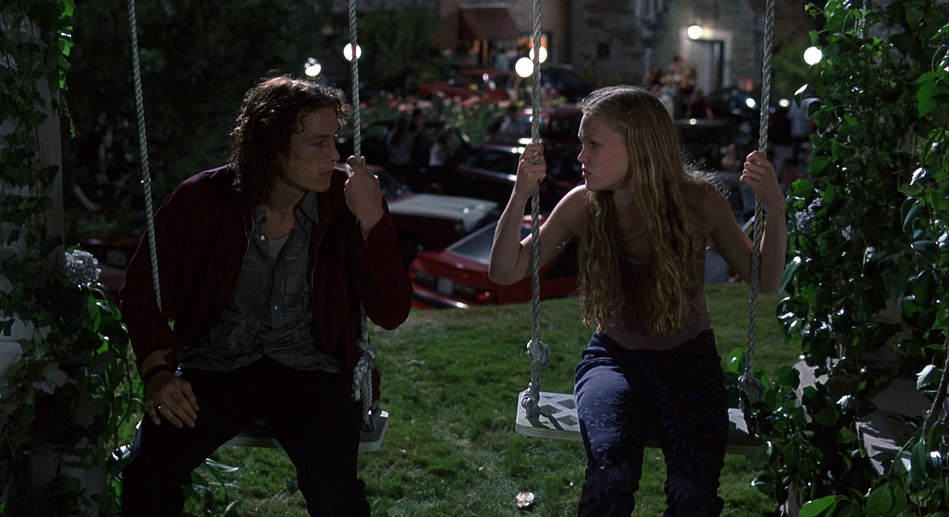 11. 10 Things I Hate About You - Directed by Gil Junger