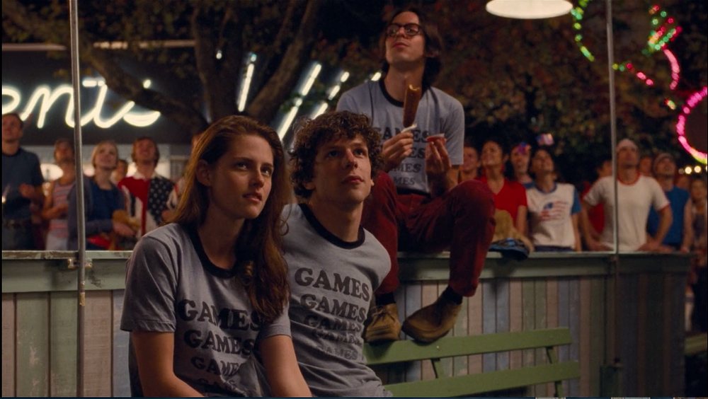 12. Adventureland - Directed by Greg Mottola