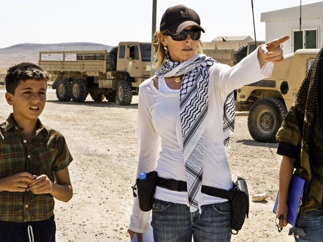 Kathryn Bigelow - First woman to win Best Achievement in Directing for The Hurt Locker in 2009, Kathryn told the story of a Sergeant and his Bomb-disposal unit. A powerful war drama told in fast cuts, great sound design and a tight knitted story about values.