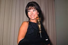 Rita Moreno - First Hispanic to win the Academy Award for West Side Story. The only Hispanic to have an EGOT (Emmy, Grammy, Oscar and Tony).