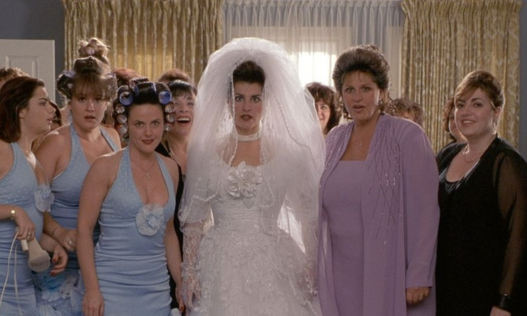 4. My Big Fat Greek Wedding - directed by Joel Zwick
