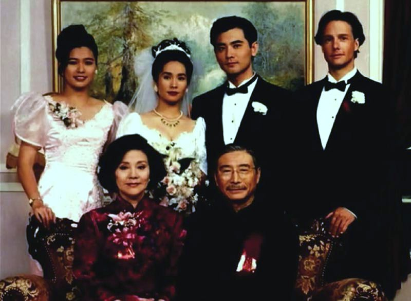 5. The Wedding Banquet  - directed by Ang Lee