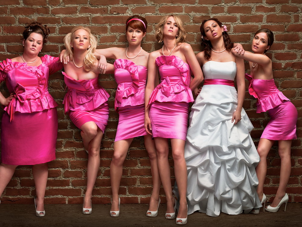 6.5. Bridesmaid - directed by Paul Feig