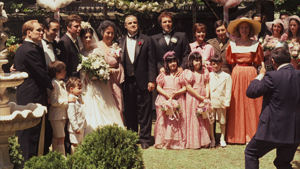 8. The Godfather - directed by Francis Ford Coppola