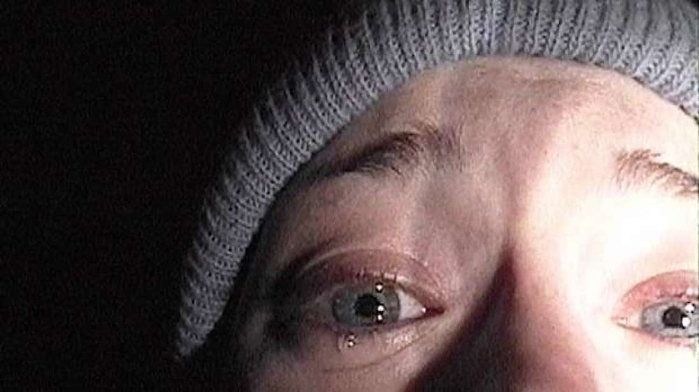 The Blair Witch Project  - by Daniel Myrick & Eduardo Sánchez It's hard to remember a time when