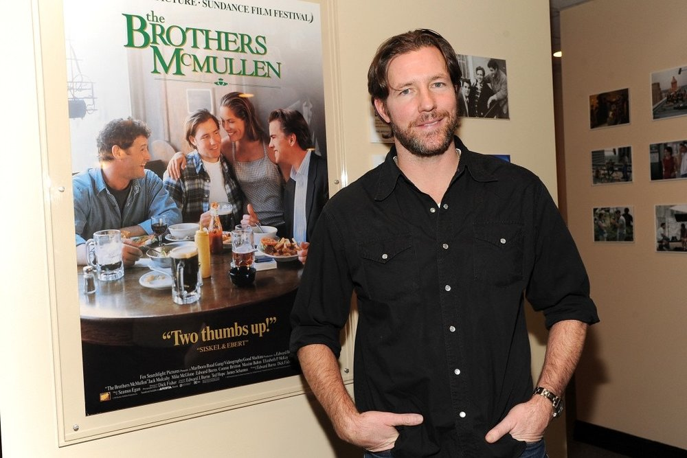 Ed Burns at Sundance 1995