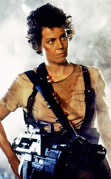 Ellen Ripley in Alien is often the example used for the SFC- and she is, but not for the reasons most people think.