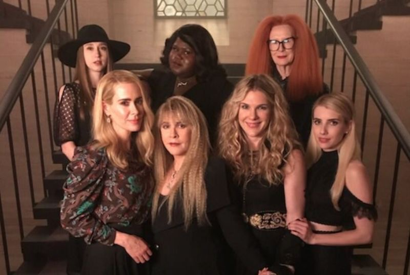 My homegirls from AHS: Coven