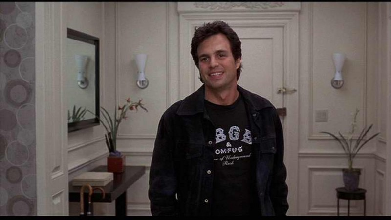 Mark Ruffalo in 13 Going On 30. Just because.