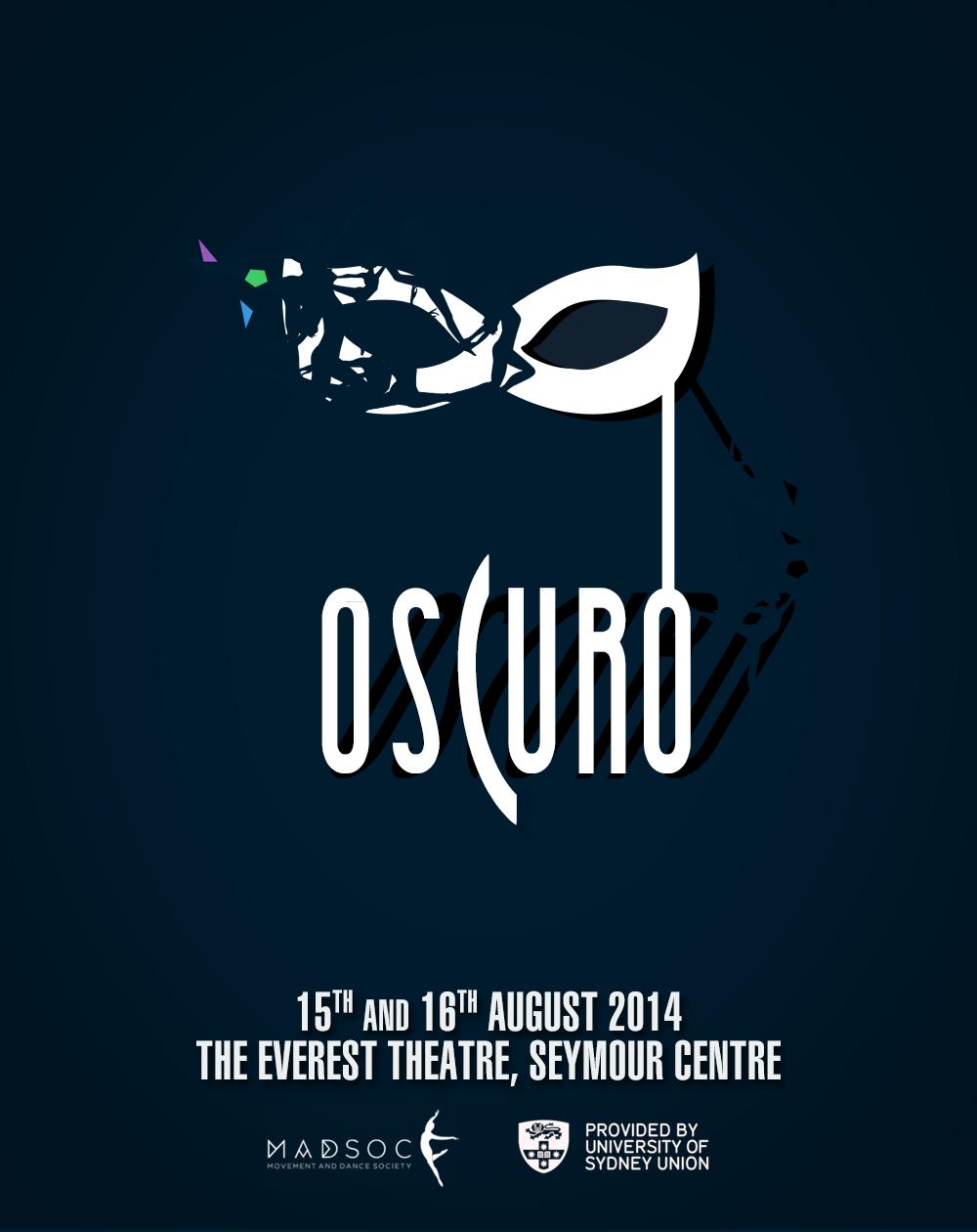 OSCURO (2014)./