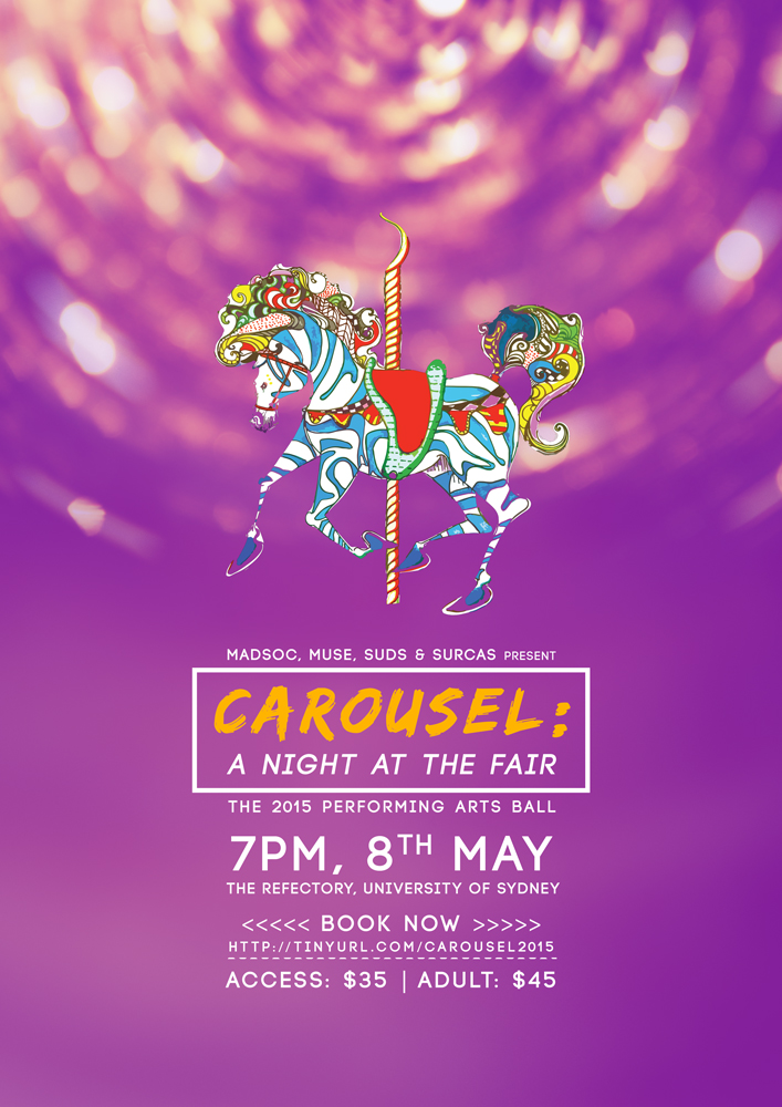 Carousel: A Night at the Fair (2015)./