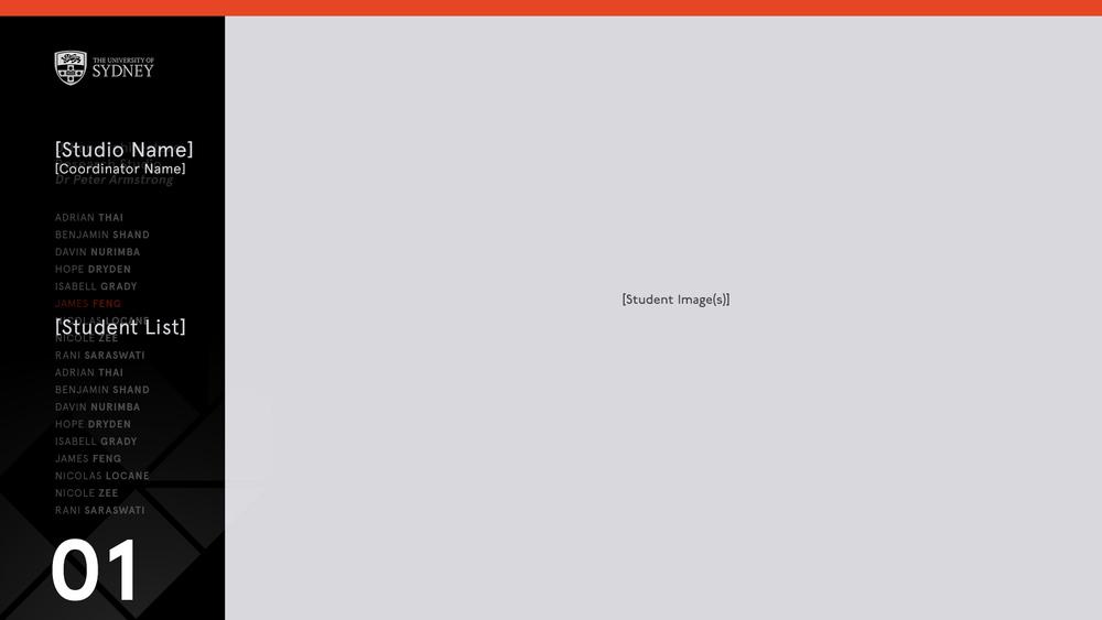 Slide design v2 - layout proposal