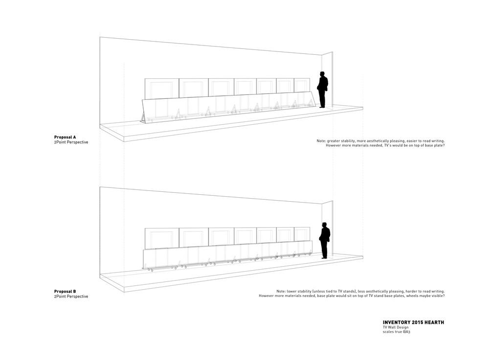 TV Wall Proposal