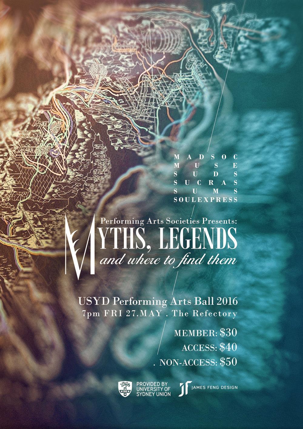 Copy of Myths & Legends