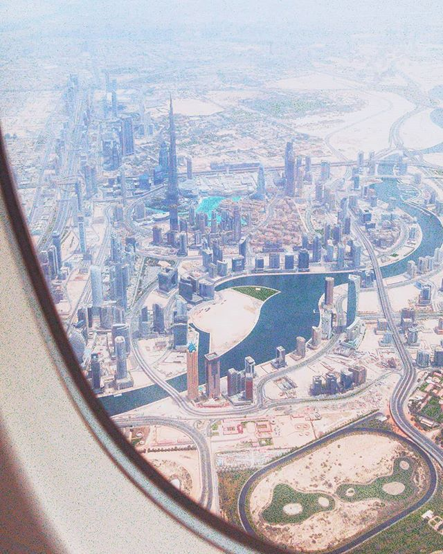 Render or city? ✈️ Left my camera in Australia but phones these days aren't too shabby 😂 #traveldubai #samsungshot