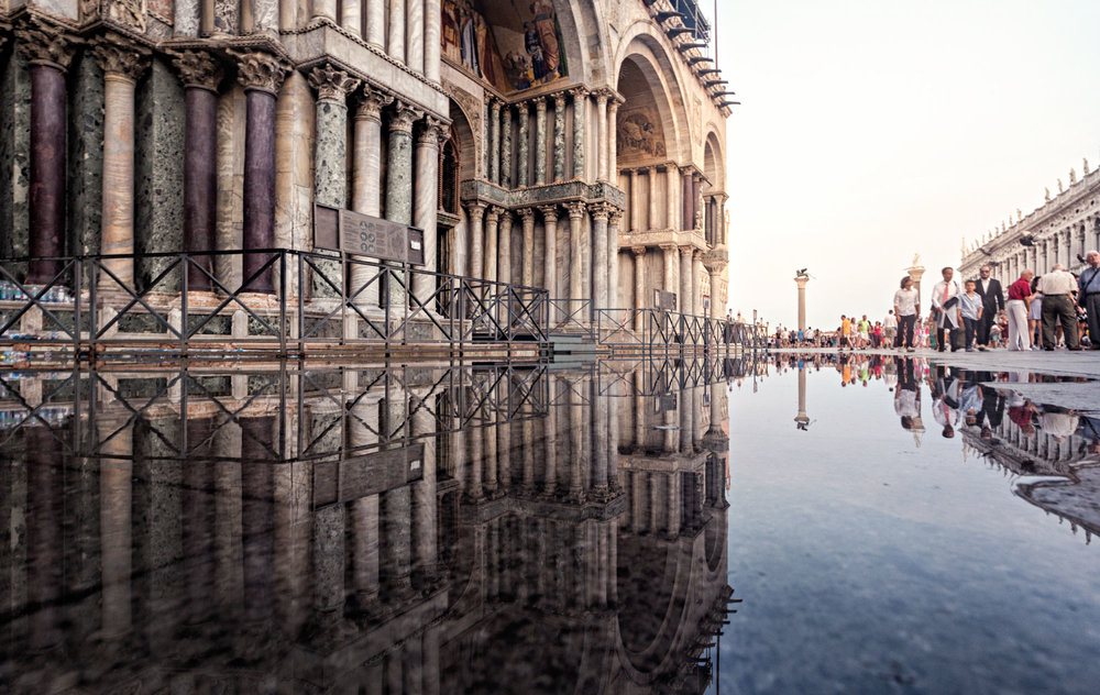 Piazza San Marco: Venice in Summer