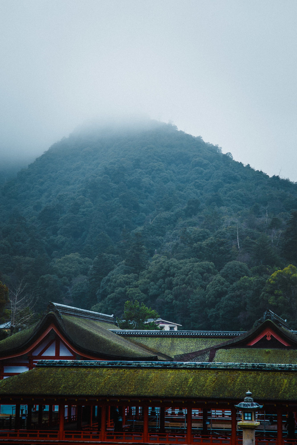 Miyajima Misty Mountains