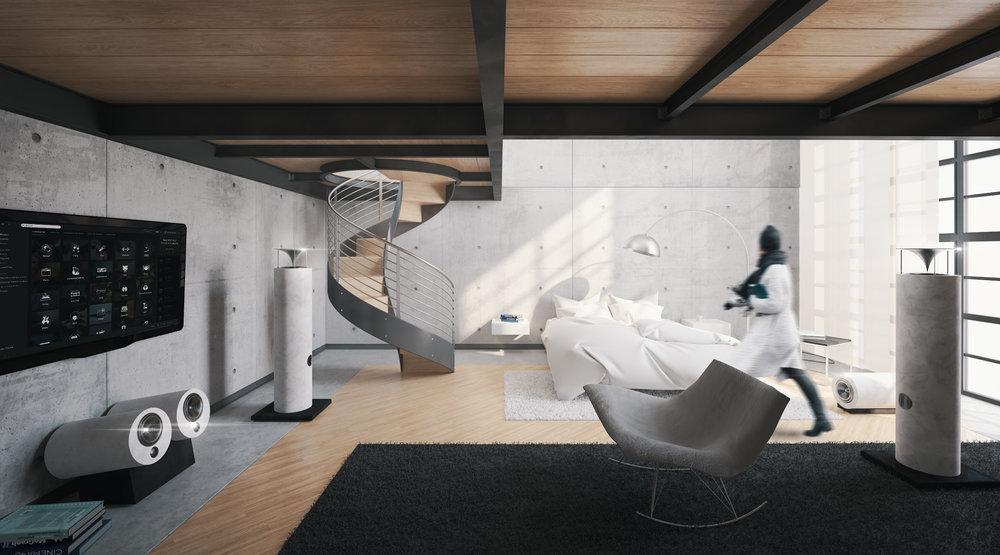 ART-Original-Columns-Insitu_Australlus_James Feng Design_Sydney Freelance Designer