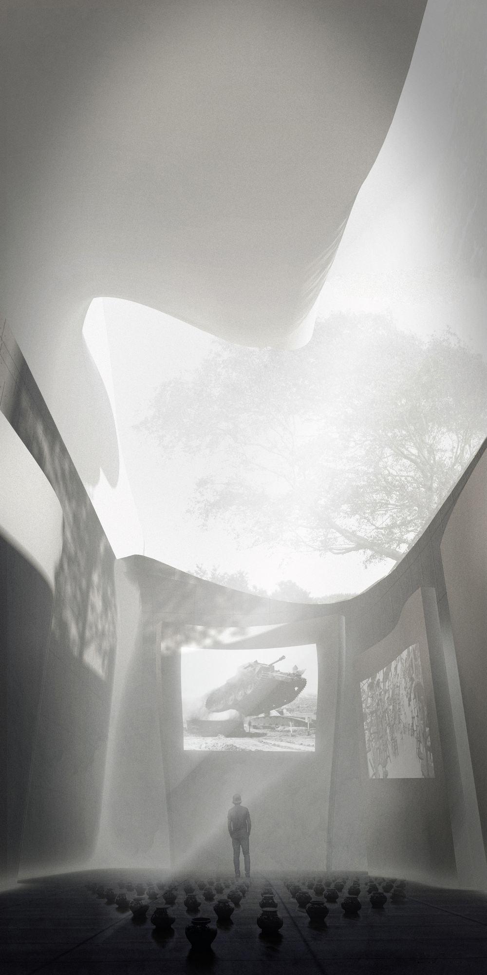 The Vertical Sublime-exterior__James Feng Design_Sydney Freelance Designer