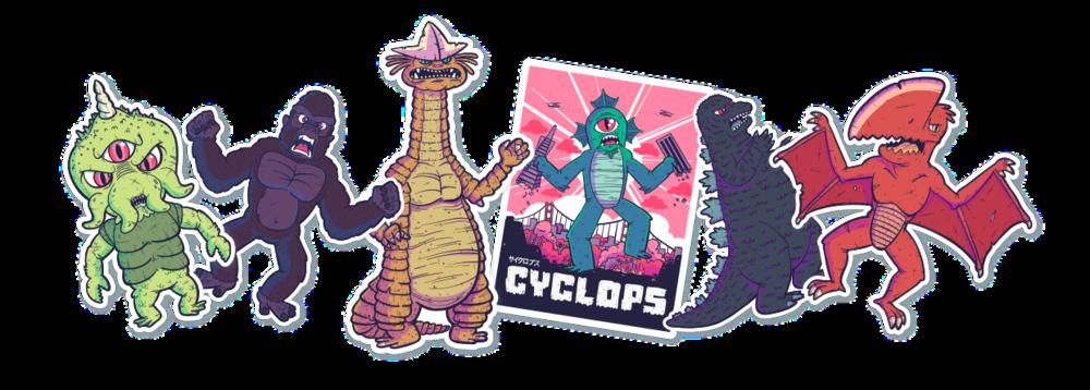Slaptastick_Website_Graphics_Comp_Sticker-Fan_Kaijus.png