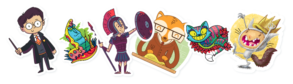 Slaptastick_Website_Graphics_Comp_Sticker-Fan_Fictional-Characters.png