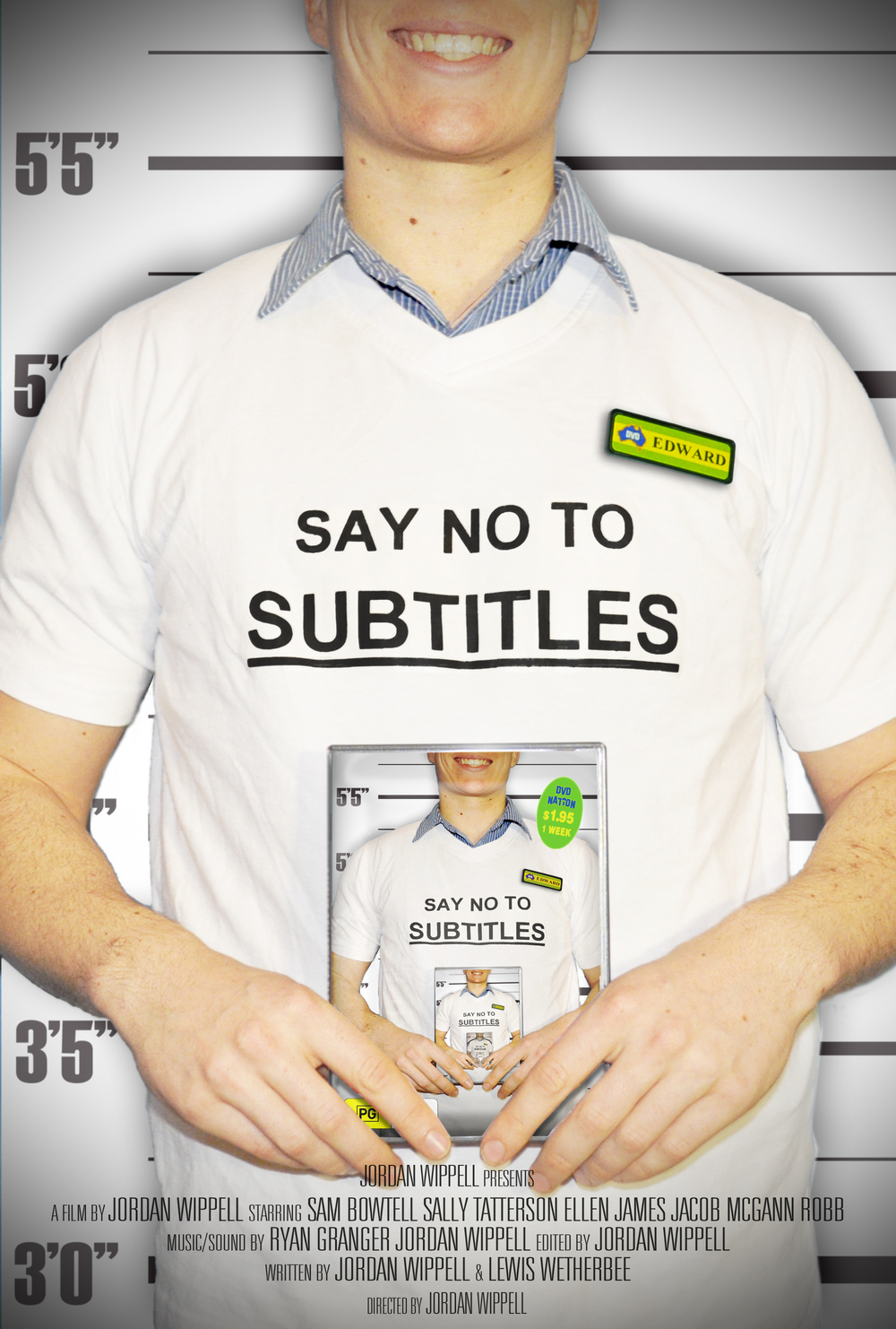 say no to subtitles (2013)