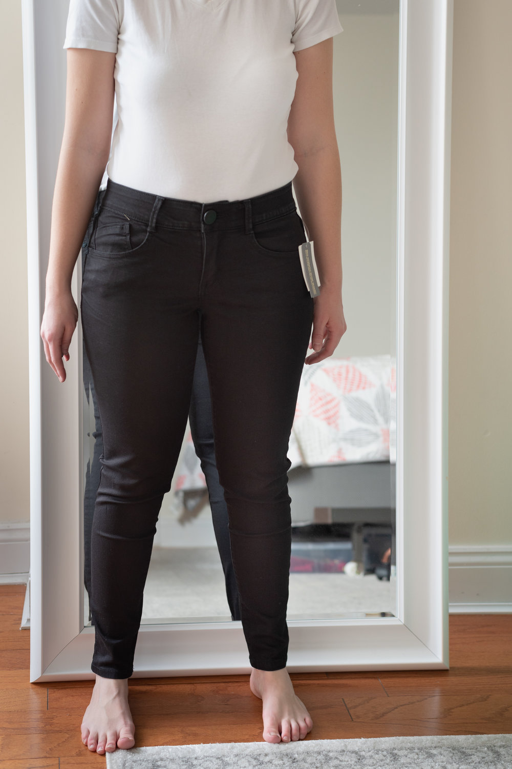 Wit & Wisdom Ab-solution Stretch Skinny Jeans - Size 6 Petite