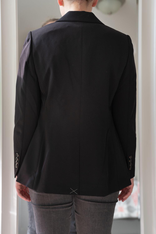 Ann Taylor Petite Long Blazer - Size 6 Petite