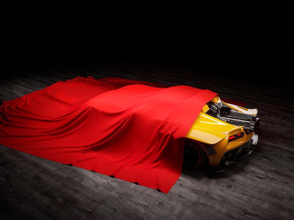 Testing Marvelous Designer Cloth simulation. Jetvette model provided by Ollitei