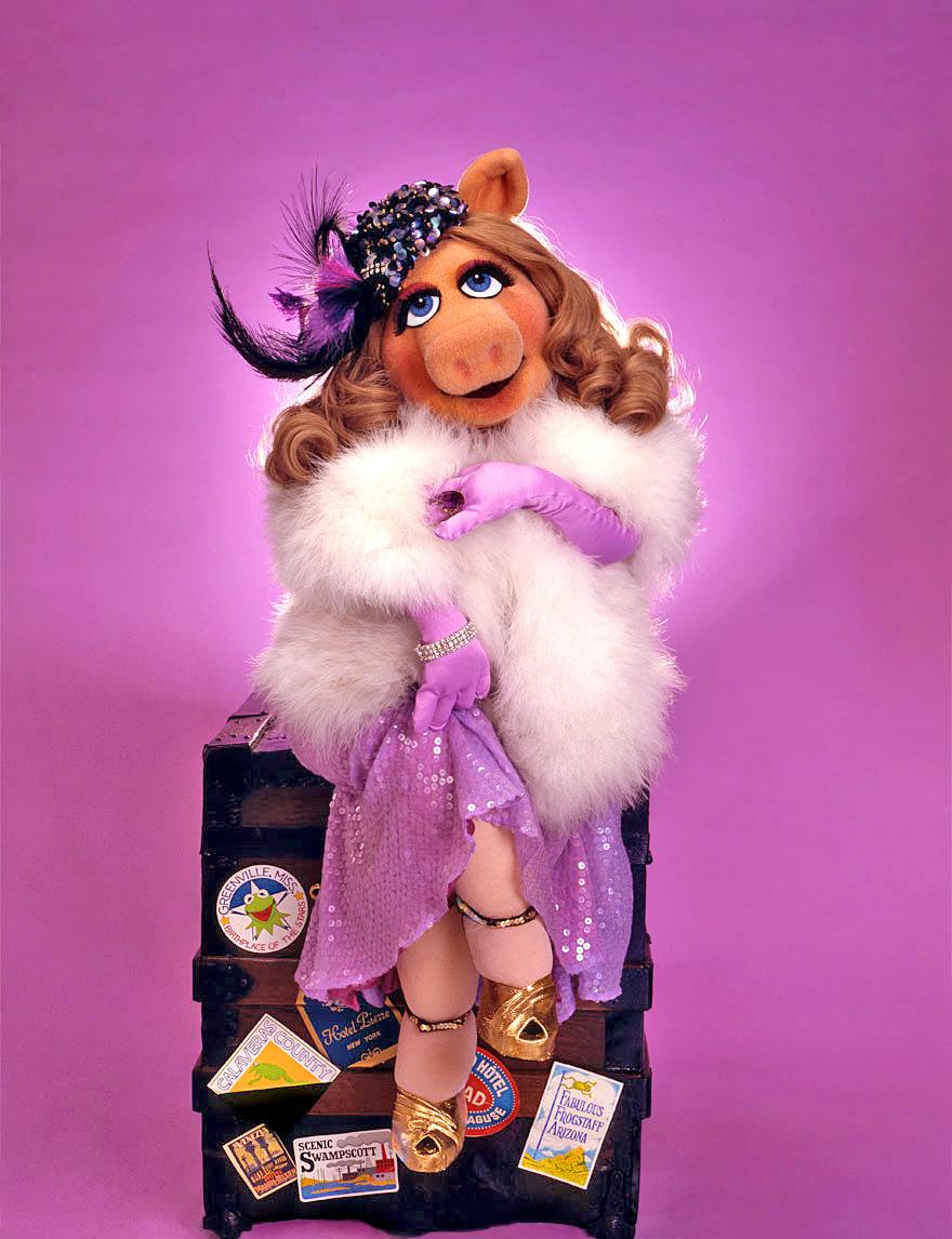 Vintage Miss Piggy