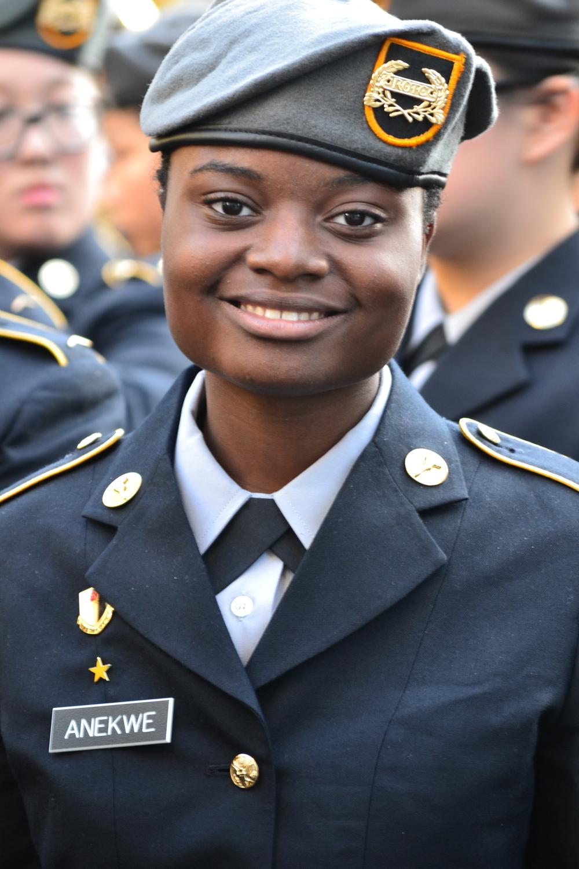 Zakiyyah Anekwe - 15 years old (Nov 11 2015 in NYC)