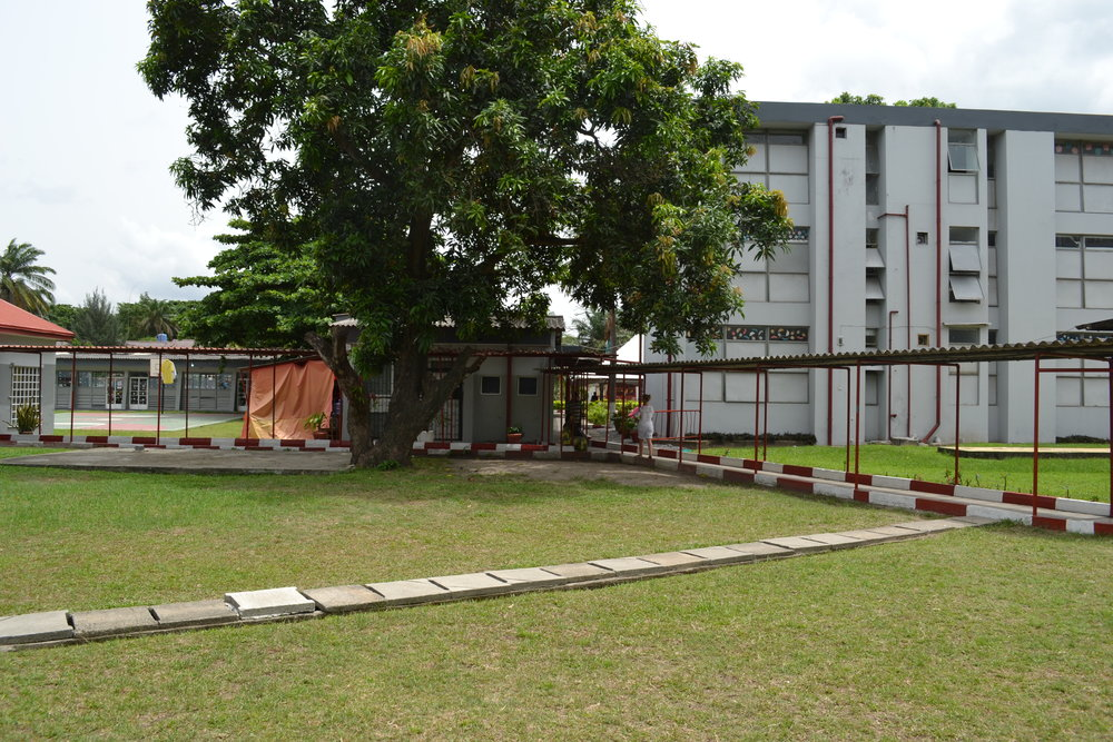 Corona School Ikoyi classrooms