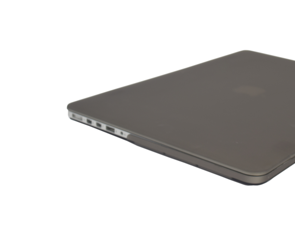 Soft Touch Gray Matte Macbook Pro Case Awe Tech Gear Retina 15 Inch Grey