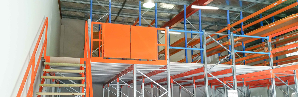 Pallet Racking Mezzanine Gold Coast