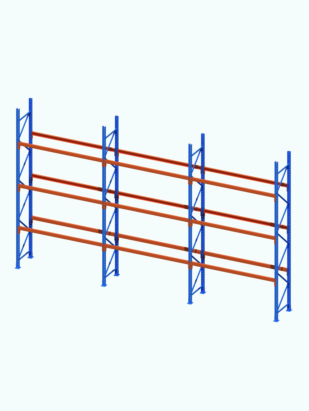 Single Sided Selective Rack