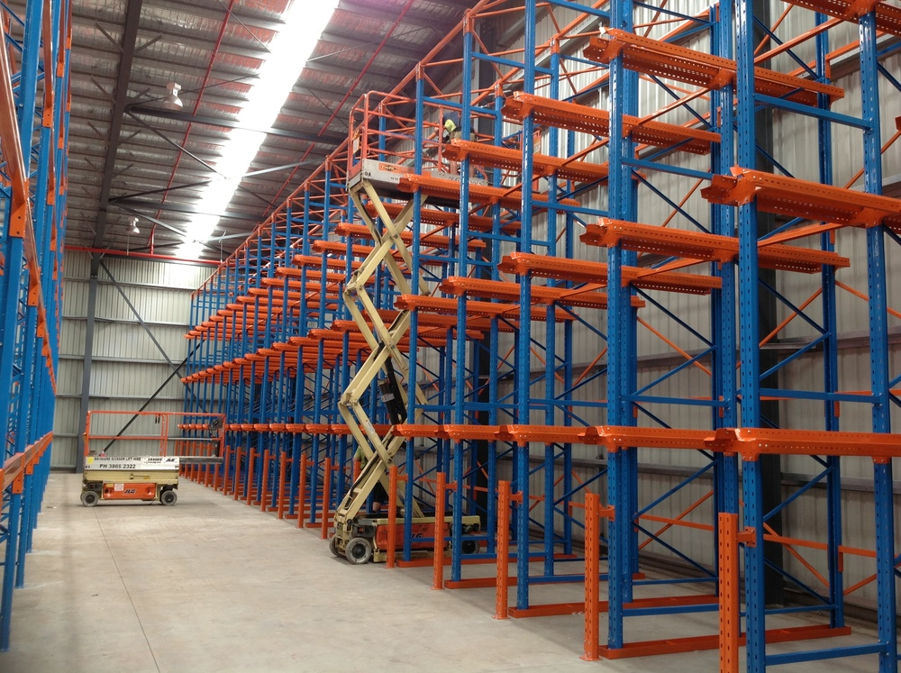 Drive In Racking Brisbane