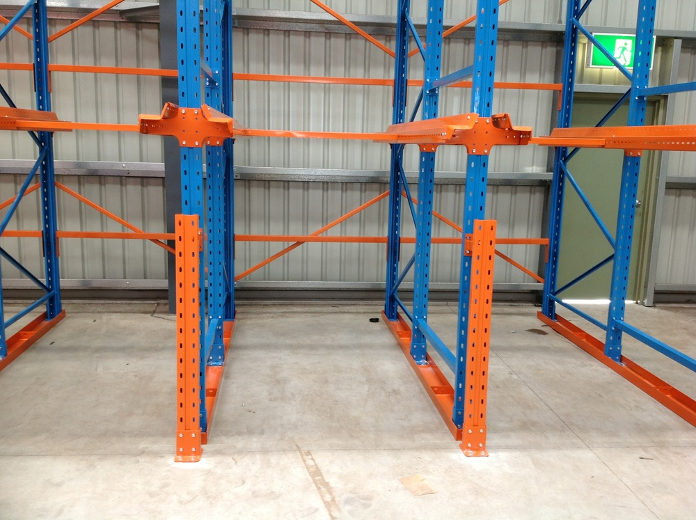 Heavy Duty Drive In Racking