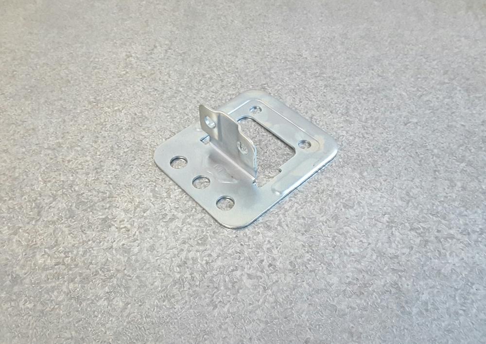 Light Duty Pallet Racking Baseplate
