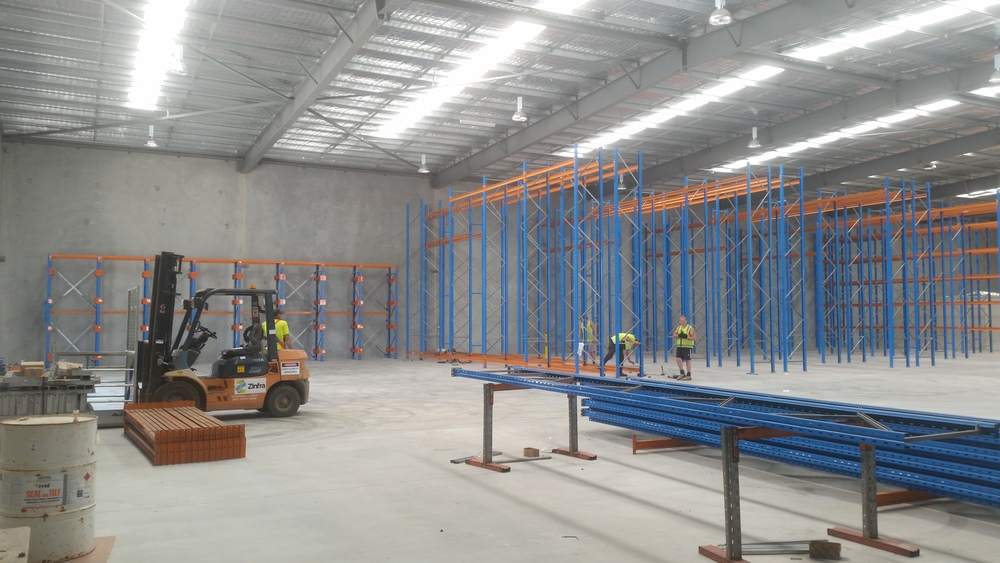 Pallet Racking Gold Coast