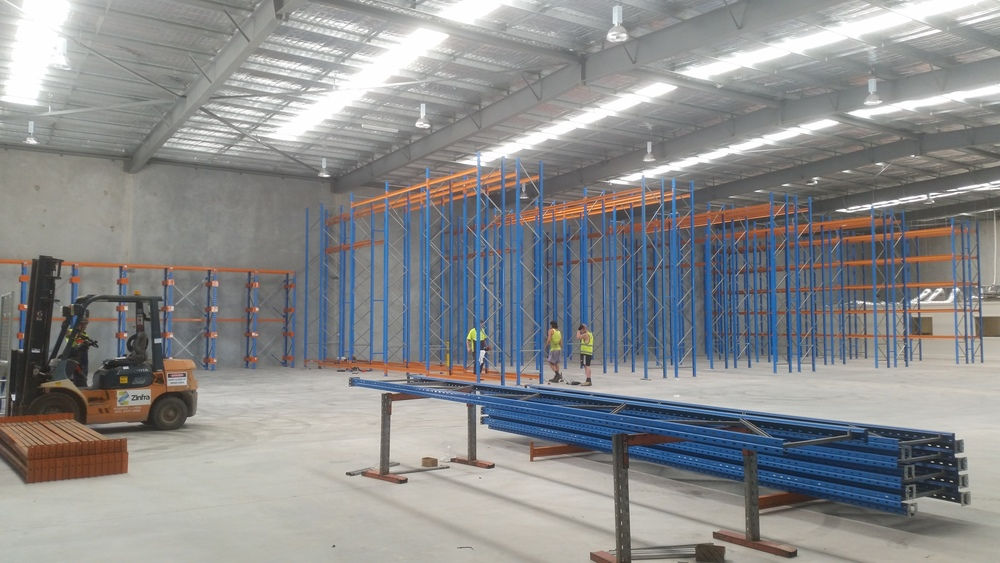Gold Coast Racking