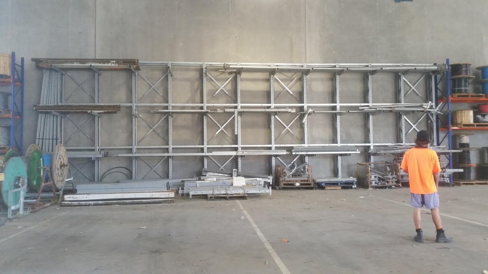 Cantilever Racking Gold Coast